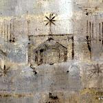 Château de Vincennes : donjon, cellule nord-est, décor peint, judaïsme