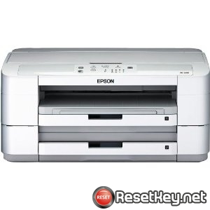 Reset Epson PX-1200 printer Waste Ink Pads Counter