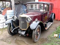 Panhard 1922 X45