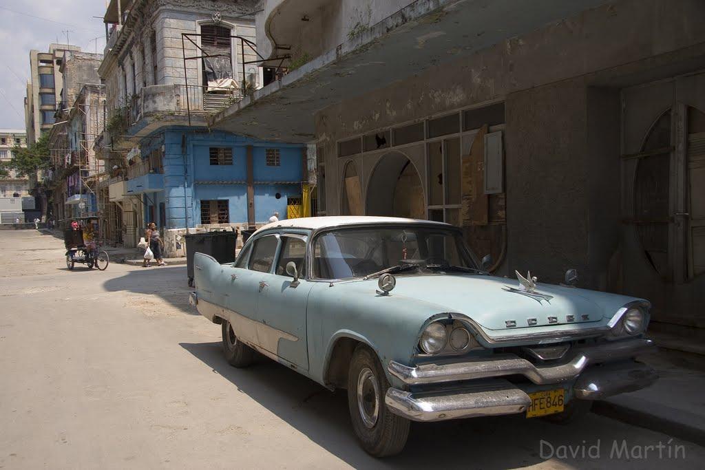 manatus foto blog coche cuba