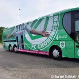 Voetbalclinic FC Groningen voor leerlingen SOOOG - Foto's Jeannet Stotefalk