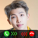 RM Call You - RM BTS Fake Video Call icon