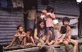 Penan family at Batu Bungan settlement