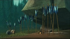 les flèches