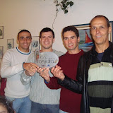 Churrasco de fim de ano SaúdePerformance 2010