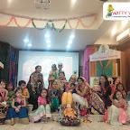 Janmashtami Celebration by Sr KG Section at Witty World Bangur Nagar (2018-2019)