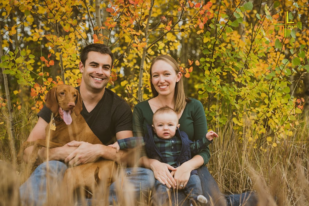 Fall Family Portraits in Tahoe