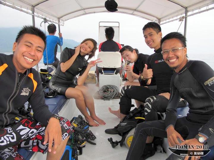 Tioman Dive Trip