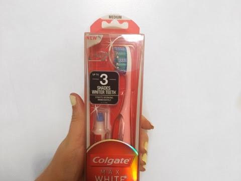 Colgate Max White Expert 360 Brush & Pen