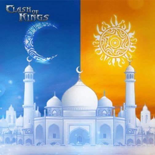 Strateji Oyunu Clash Of Kings Ramazan Etkinliği