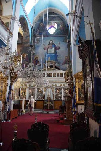 Cathédrale orthodoxe de la Canée (Χανιά).