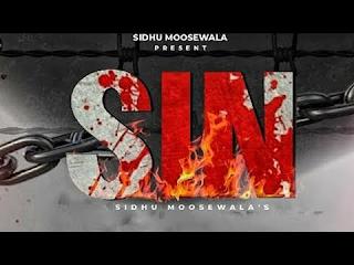 Sin Sidhu Moose Wala Punjabi Song Lyrics