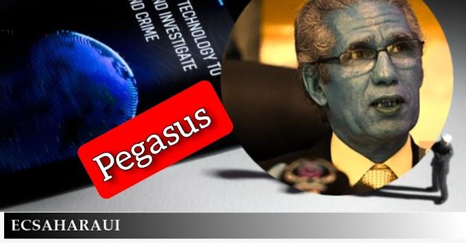 El ministerio de Exteriores de la RASD condena la implicación de Marruecos en el espionaje de Pegasus.