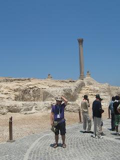 Pilar de Pompeya