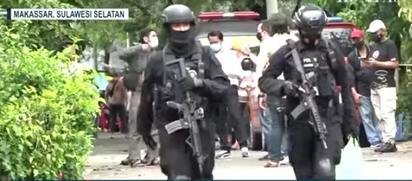 Densus 88 Anti-teror Polri Kembali Menangkap 3 Terduga Teroris Jaringan Villa Mutiara di Makassar