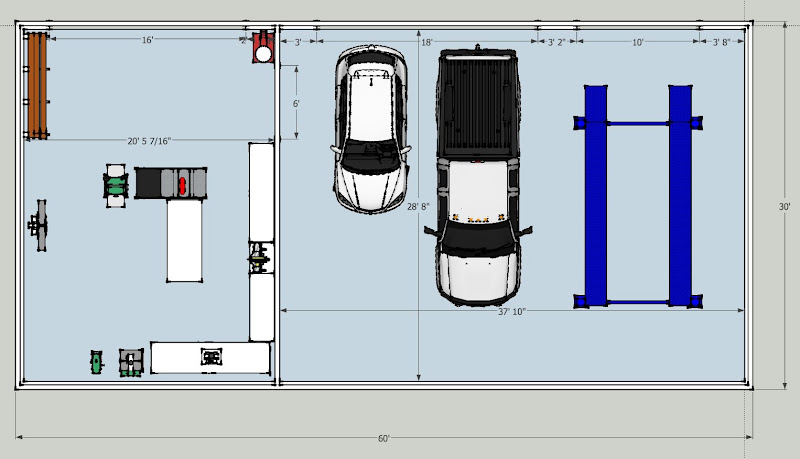 Planning like i m 30 100 images wedding planning the for 30 x 60 garage plans