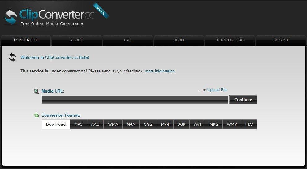 ClipConverter.cc Các phần mềm thay thế và phần mềm tương tự - ProgSoft.net