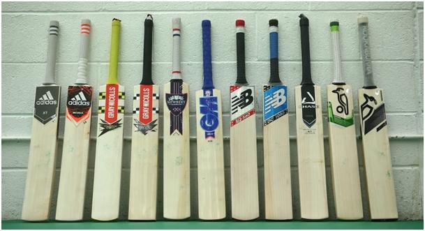 Cricket, Cricket Ball & Bat