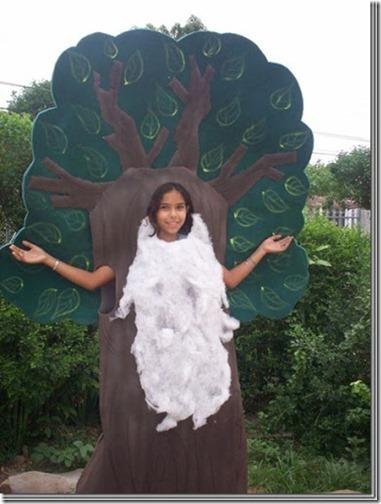 disfraz de árbol 4