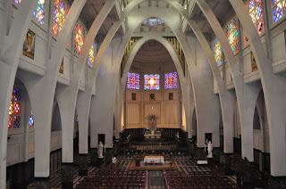 Visite de notre église Saint-Jean-Baptiste à Bruxelles Molenbeek-Saint-Jean mardi 28 juillet 2015 - de la part des visiteurs (1)