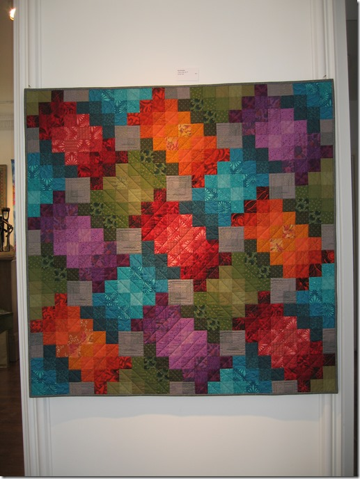 Revisiting Quilts another Dimension 048