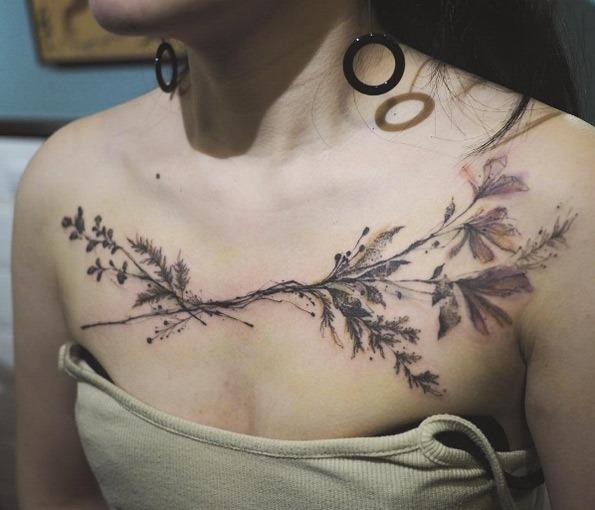 este_floral_peito_peça