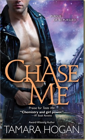 Chase Me by Tamara Hogan - Thoughts in Progress