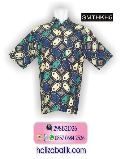 jual batik online, baju batik kantor, baju batik pria