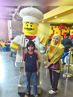 Melaka dan Legoland