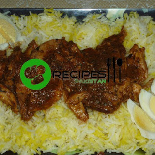 BBQ Chicken Curry.