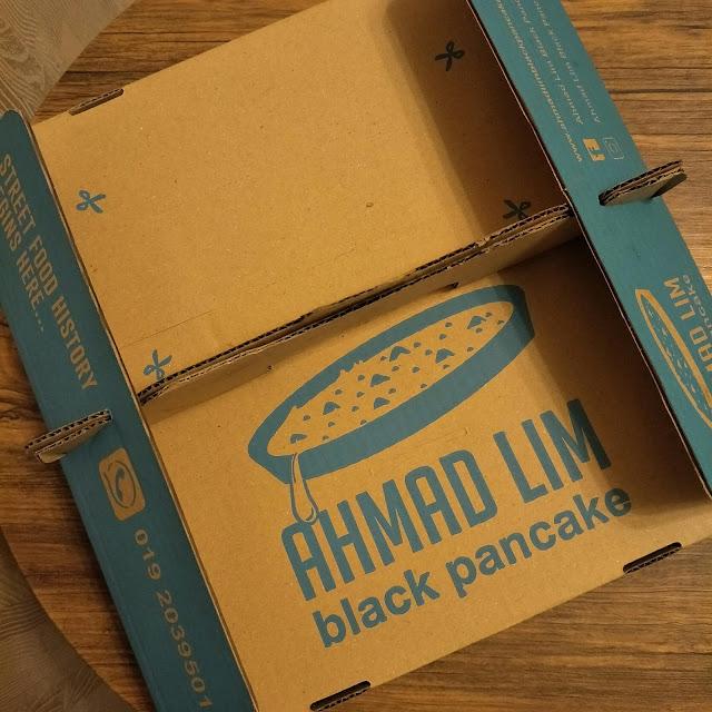 AHMAD LIM BLACK PANCAKE