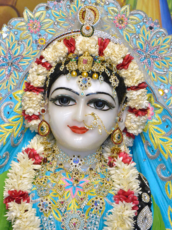 ISKCON Ahmedabad  Deity Darshan 14 June 2016 (3)