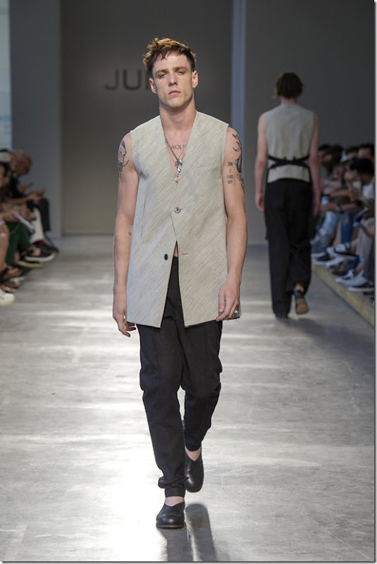 03 JUNLI MENS SS 2017 COLLECTION -rush images