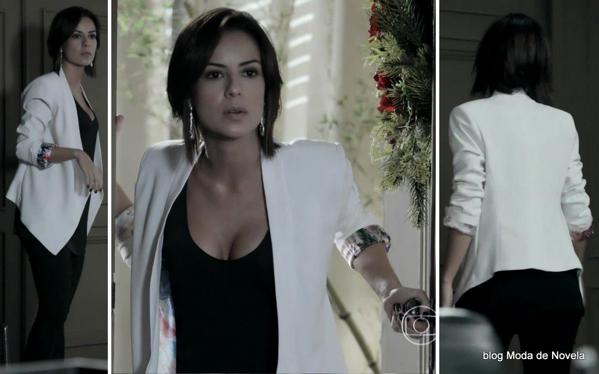 moda da novela Império, look da Maria Clara no dia 31 de dezembro de 2014