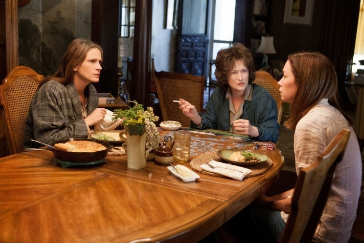 August Osage County Official Site