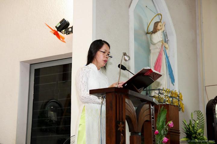 Lễ Thánh Nữ Têrêsa - Bổn Mạng LĐ Giới Trẻ HHTM 2015