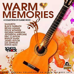 CD Warm Memories: Collection Classic Rock - Torrent download