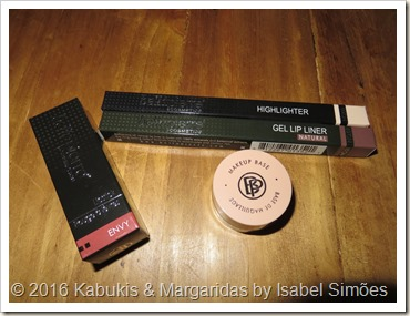 Lip Contour & Highlighting Kit da Bellápierre