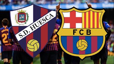 Barcelona vs Huesca : La Liga Live Stream