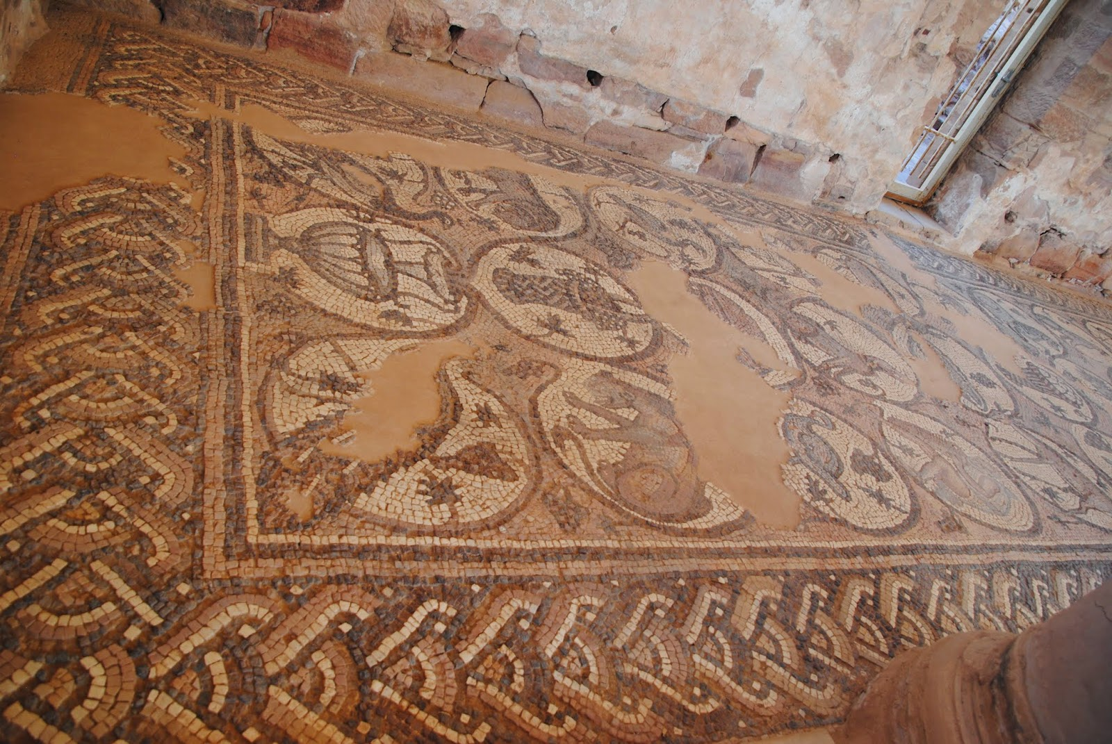 My Photos: Jordan -- Mosaics -- Petra