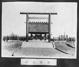 Photo: 神殿正面