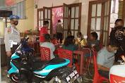 Kapolsek Liliriaja Kedepankan Edukasi Prokes di Apel Skala Besar