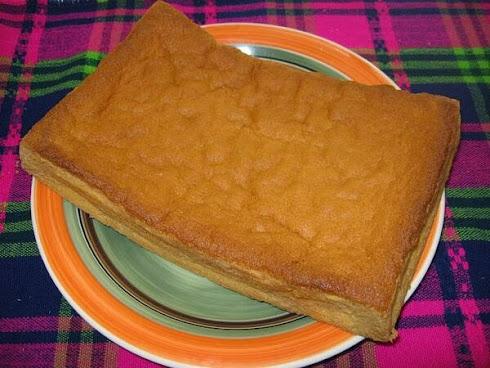 Marquesote Salvadoreño (receta)