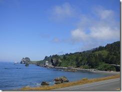 Pacific Ocean near Crescent City