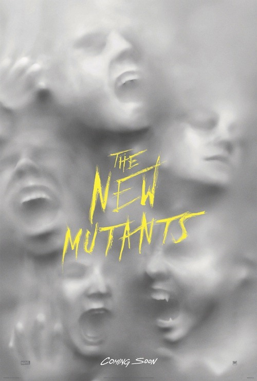 THE NEW MUTANTS _teaser poster