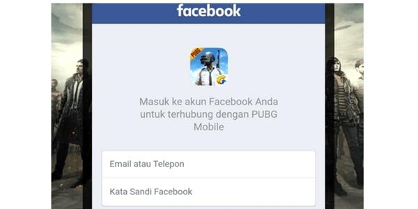 Begini cara hapus akun PUBG Mobile di Facebook permanen 4 Cara Hapus Akun PUBG Mobile di Facebook