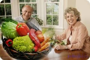 Особенности питания пожилых людей. 65887
