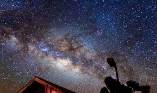 Mauna Kea Observatory in Hawaii is an excellent spot for a star gazing romantic getaways