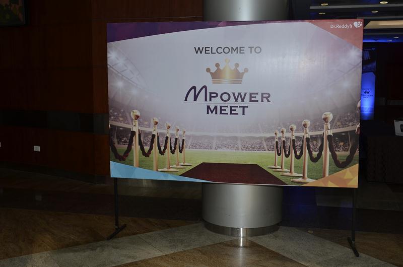 M Power Meet - Dr Reddy - 1