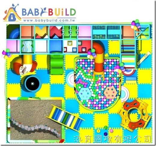 BabyBuild 室內大型兒童遊戲設施